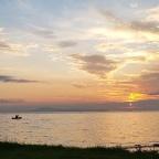 "Uganda: ""The Pearl Of Africa.""              Waking Up The Sun On Lake Victoria & Avoiding Mambas Beneath Banana Tree Paths."